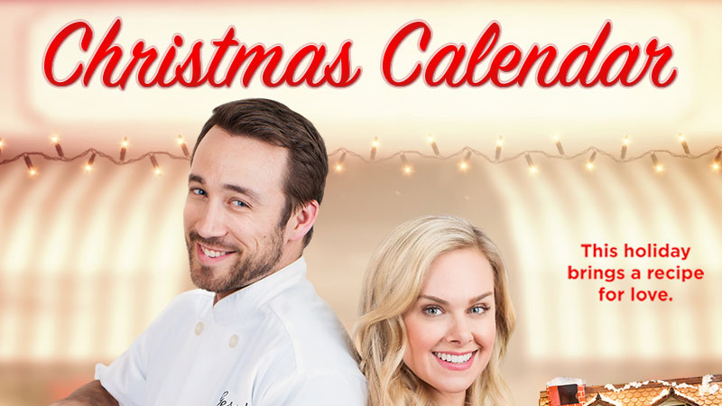 the christmas calender