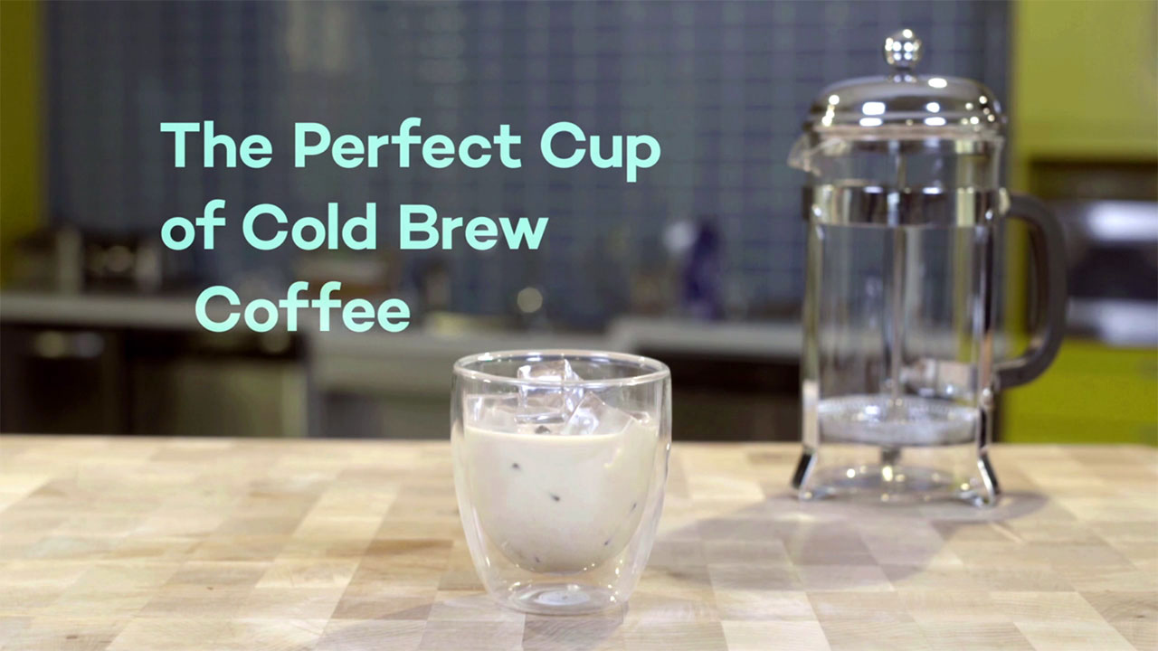 Gilmore Girls - Gilmore The Merrier – The Perfect Cold Brew Coffee