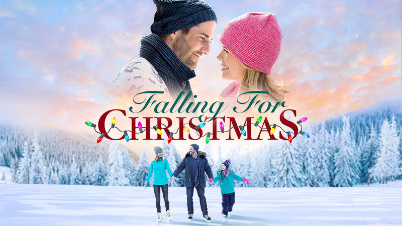 Falling For Christmas Cast.Falling For Christmas Movies Uptv