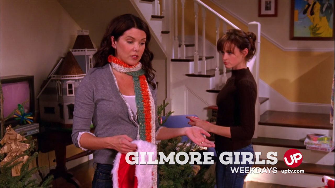 Gilmore Girls - Gilmore Girls – Santa's Dry Cleaning