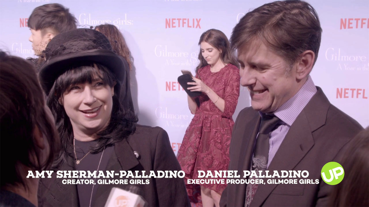 Gilmore Girls - Gilmore Girls Revival Red Carpet Event – The Palladinos