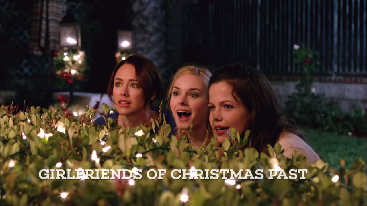 Girlfriends of Christmas Past - Girlfriends of Christmas Past – Movie Preview