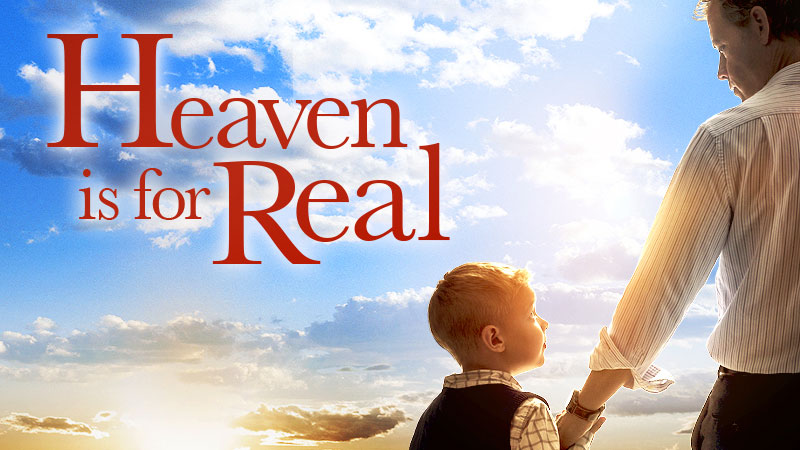 Thumbnail for Heaven is for Real