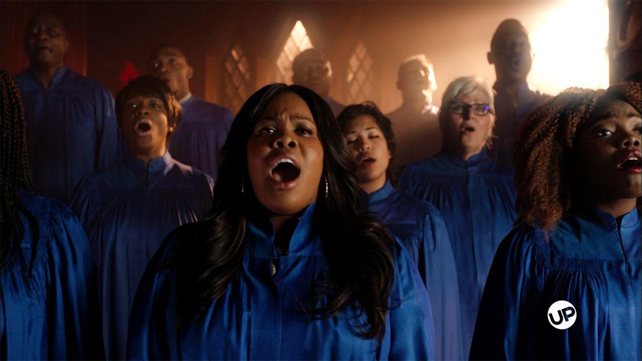 My One Christmas Wish - My One Christmas Wish – Amber Riley Sings 'O Holy Night'