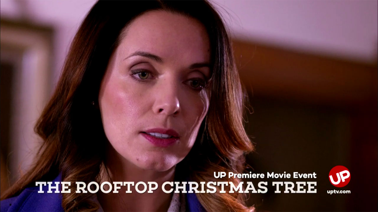 The Rooftop Christmas Tree.The Rooftop Christmas Tree Movie Preview