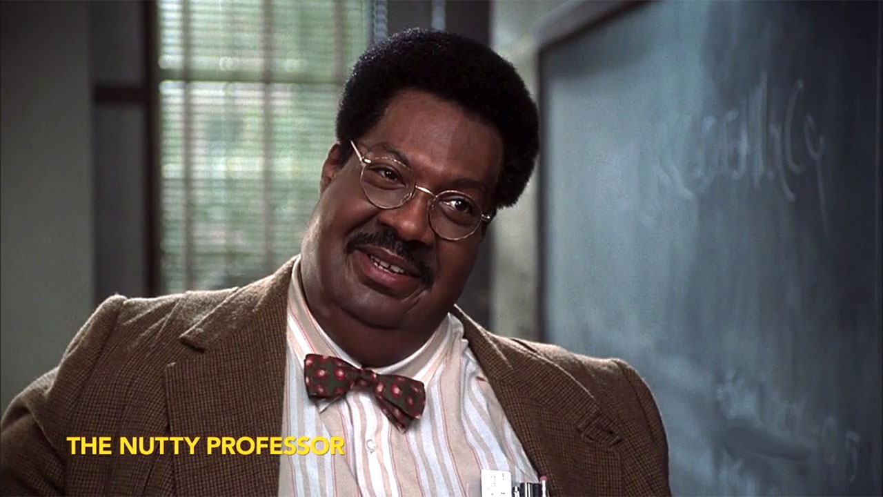 The Nutty Professor Movie Preview