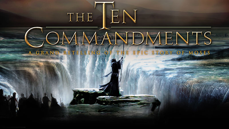 Let My People Go - The Ten Commandments (1/10) Movie CLIP ...  Moses The Movie Youtube