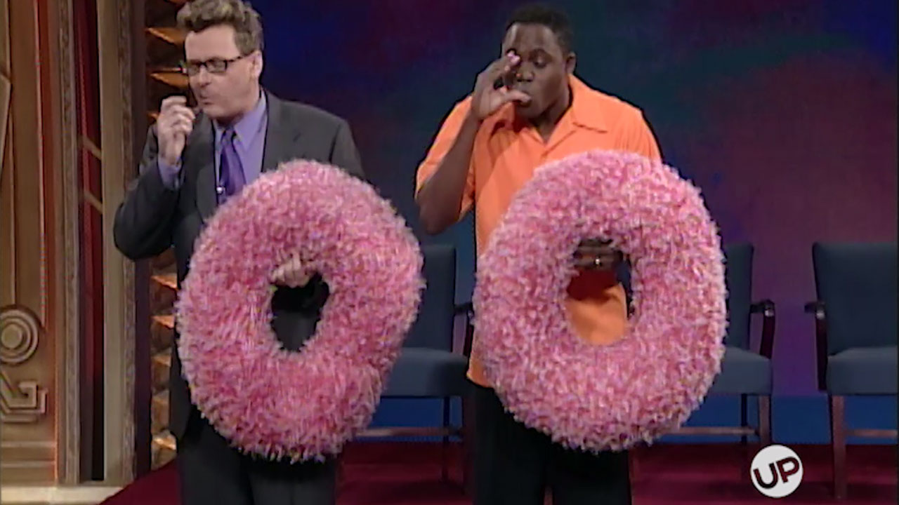 Whose Line Is It Anyway? - Whose Line Is It Anyway? – Cops At The Donut Shop
