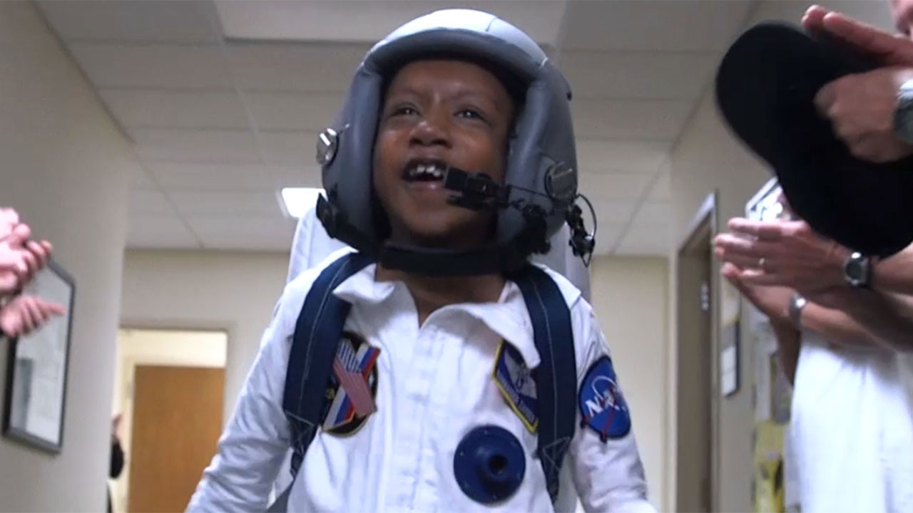 - Zayden's Mission VR with Make-A-Wish & #UPliftSomeone