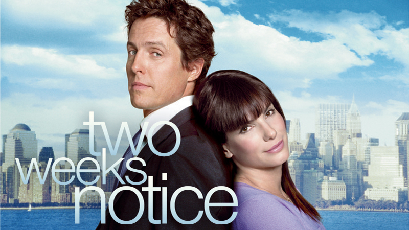 Two Weeks Notice movie