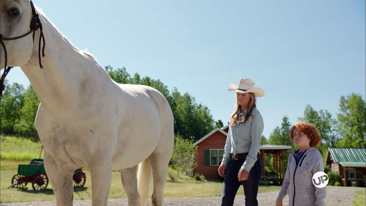 Watch the Hit Family Show Heartland on UPtv! - UPtv com