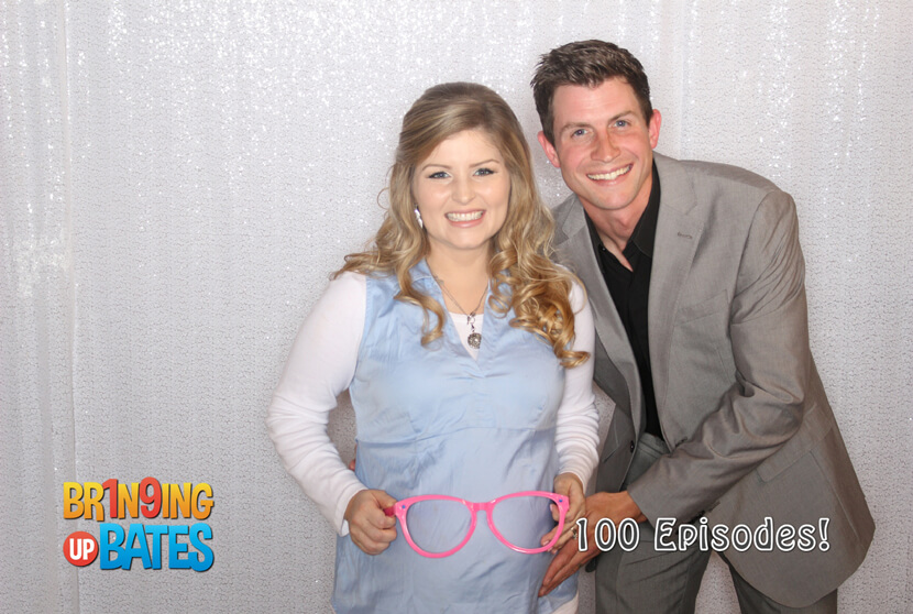 Erin Bates Paine and Chad Paine - Bringing Up Bates 100th Episode