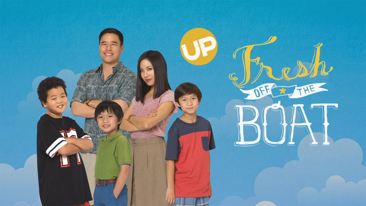 """Fresh Off the Boat - Watch """"Fresh Off the Boat"""" on UPtv!"""