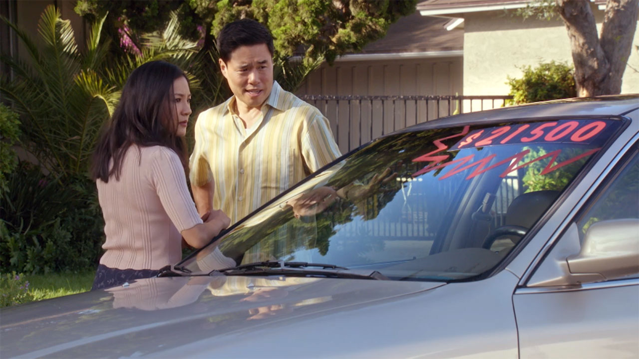 Fresh Off the Boat - Fresh Off the Boat – Sticker Shock