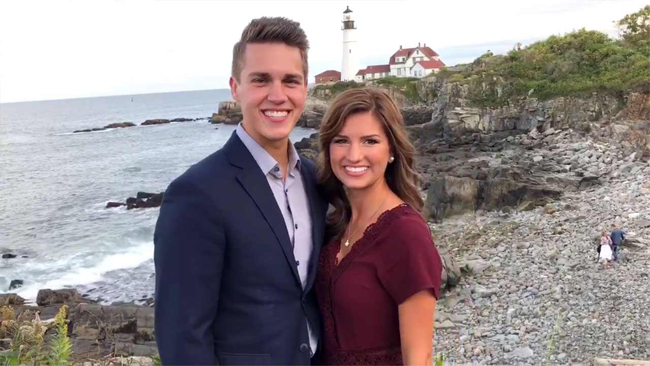 Bringing Up Bates - Carlin Bates and Evan Stewart Are Engaged!