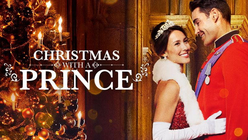 Prince For Christmas.Christmas With A Prince Movies Uptv