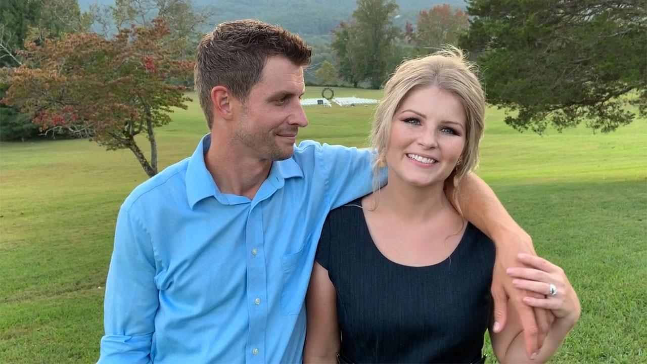 Bringing Up Bates - Bates and Balka Wedding: Erin and Chad Paine