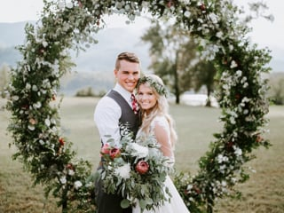 Josie Bates and Kelton Balka Are Married! See Wedding Photos!