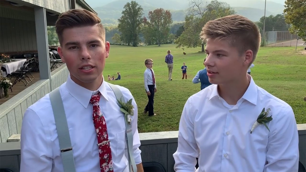 Bringing Up Bates - Bates and Balka Wedding: Trace and Jackson Bates