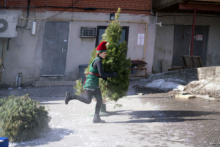 Christmas Catch movie