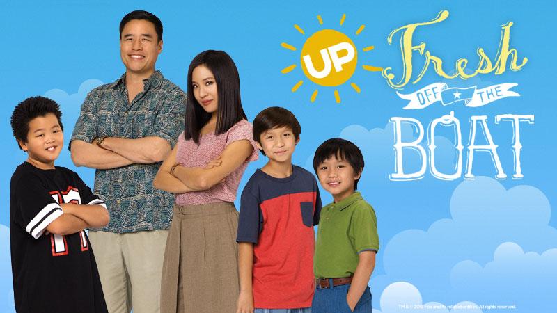 Watch Fresh Off the Boat Episodes on UPtv - UPtv com