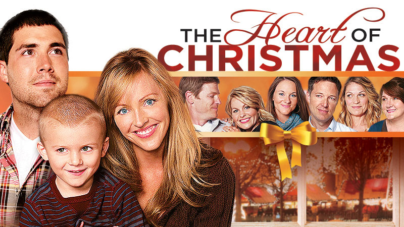 The Heart Of Christmas.The Heart Of Christmas Movies Uptv