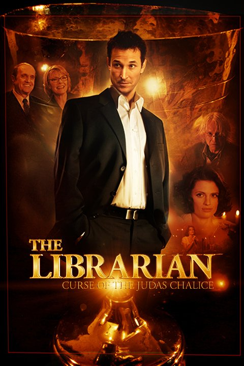 The Librarian: The Curse of the Judas Chalice