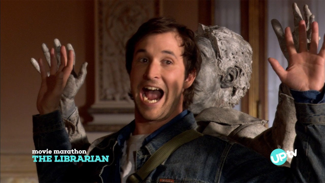 The Librarian: Quest for the Spear - The Librarian Movie Trilogy Marathon