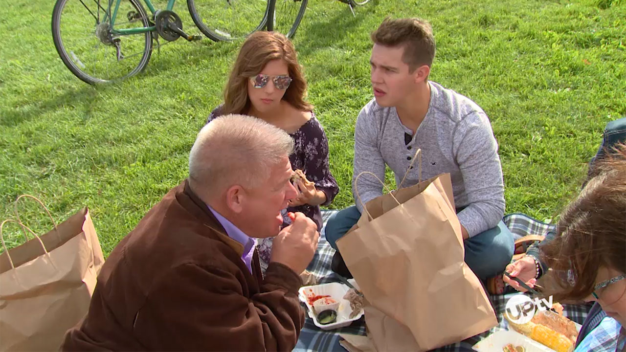 Bringing Up Bates - Bringing Up Bates – Seeing Red