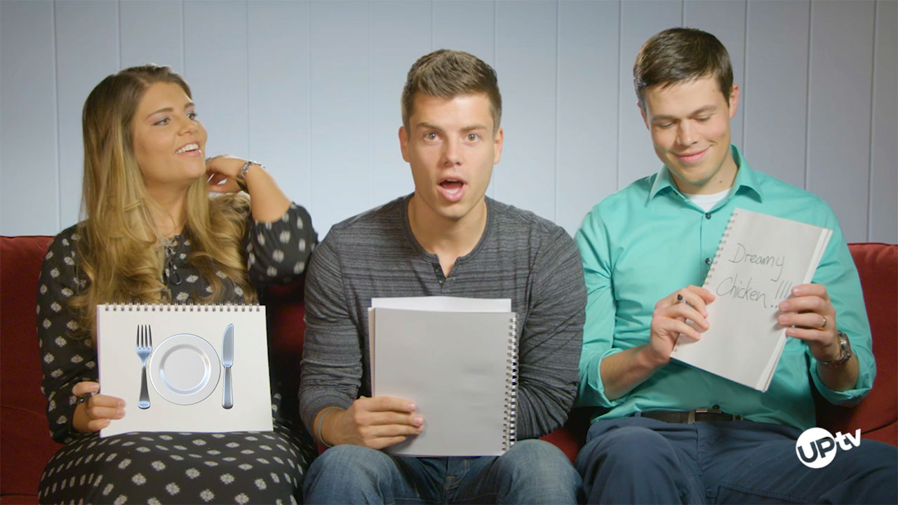 Bringing Up Bates - Bates Newlywed Game – Dream On
