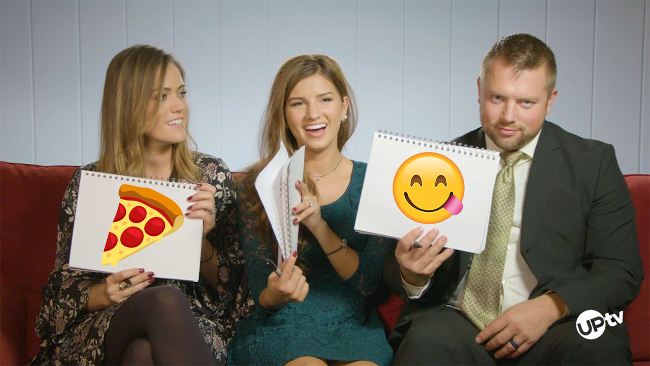 Bringing Up Bates - Bates Newlywed Game – Chew On This