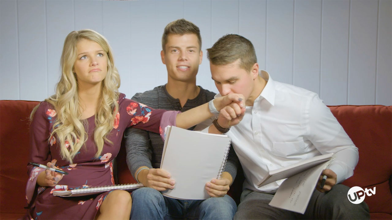Bringing Up Bates - Bates Newlywed Game – Home Alone