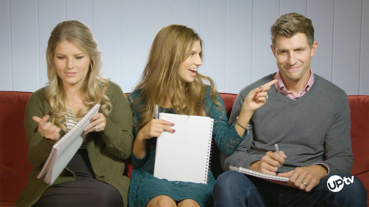 Bringing Up Bates - Bates Newlywed Game – No Paine, No Gain