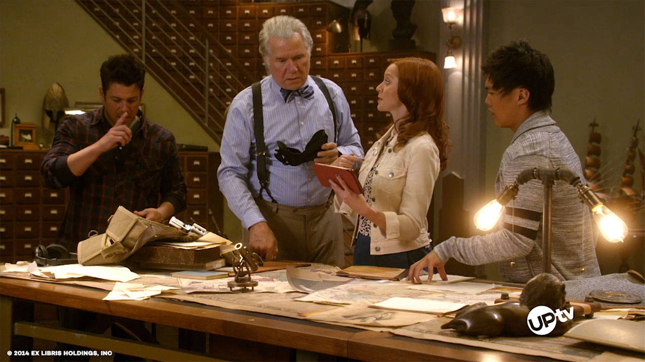 the librarians season 1 episode 3 download