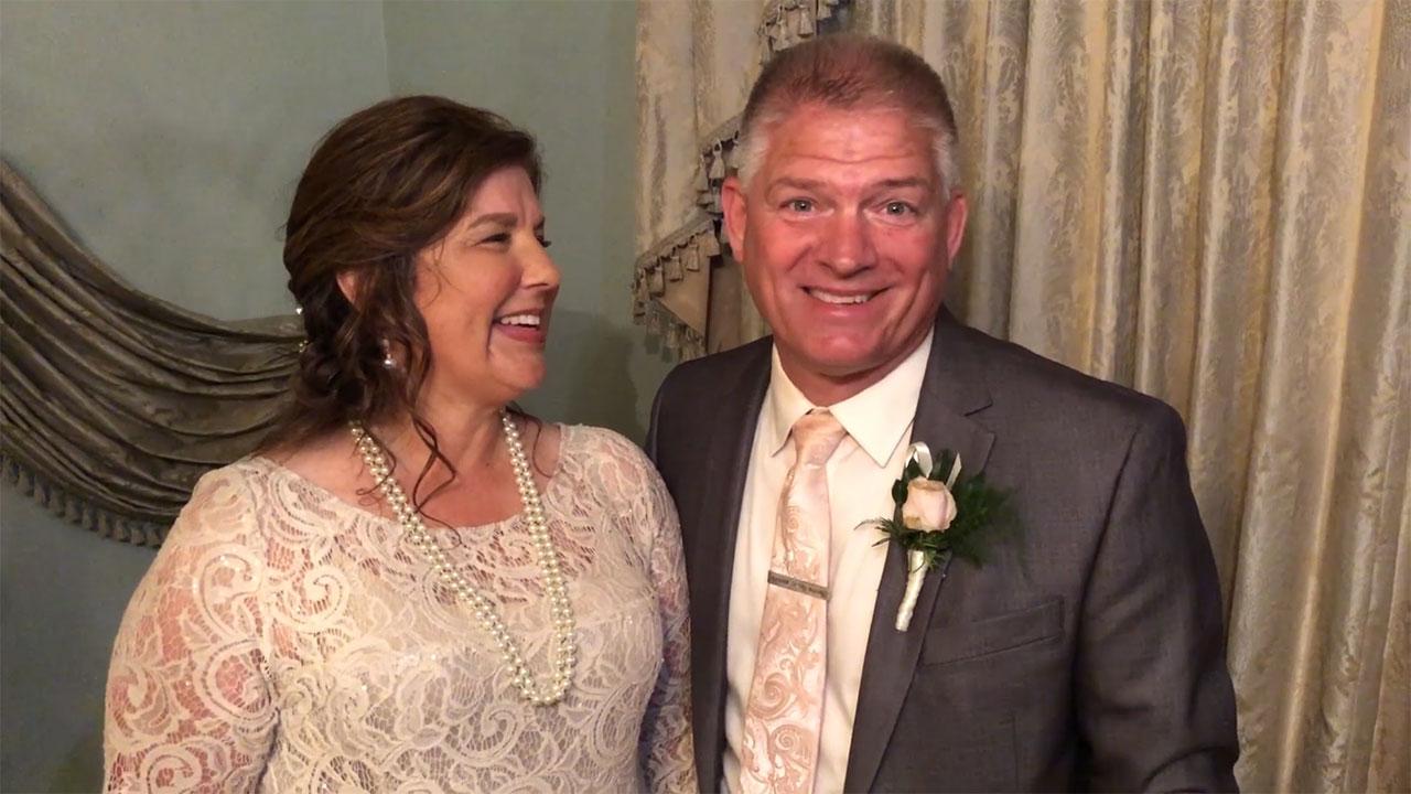 Bringing Up Bates - Bates and Stewart Wedding – Gil and Kelly Jo Bates