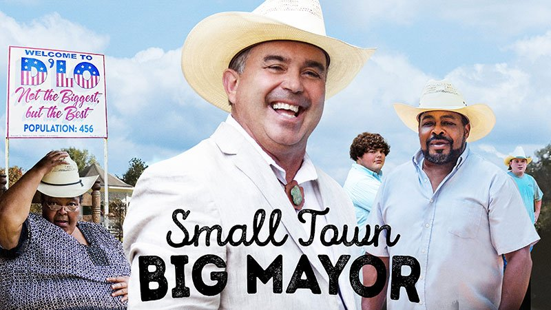 View all posts filed under Small Town, Big Mayor