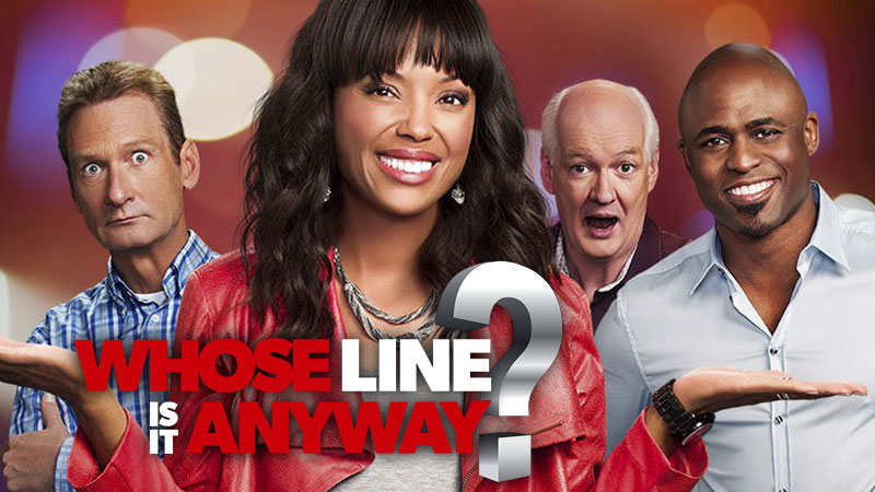 View all posts filed under Whose Line Is It Anyway?