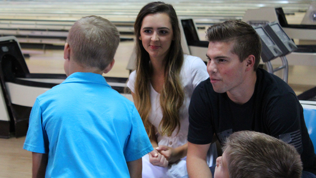Bringing Up Bates - First Home and Strict Chaperones!
