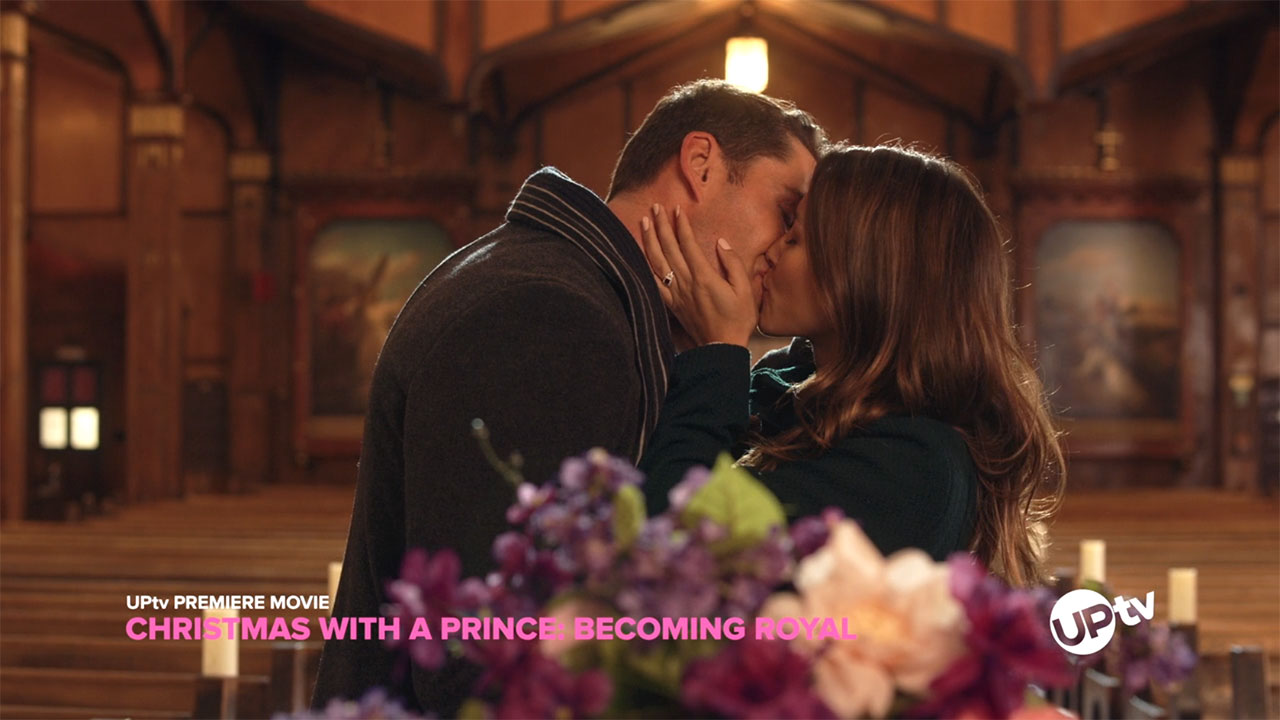 Christmas with a Prince: Becoming Royal - Christmas With a Prince: Becoming Royal – Movie Preview