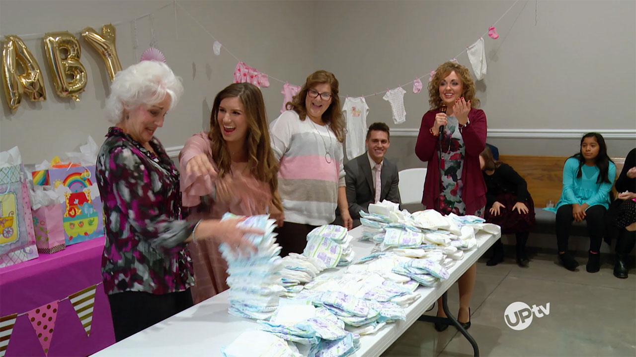 Bringing Up Bates - Bringing Up Bates – Diaper Dandy