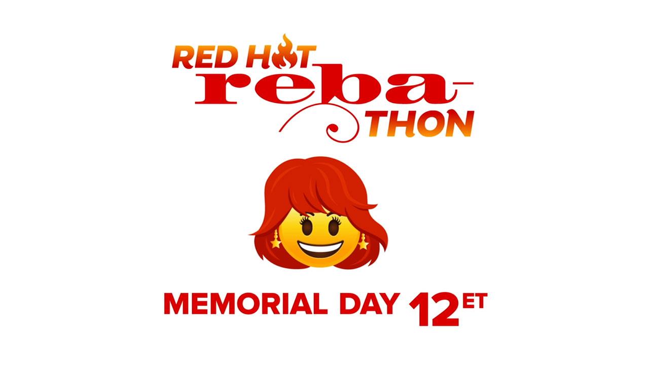 Reba - Red Hot Reba-Thon