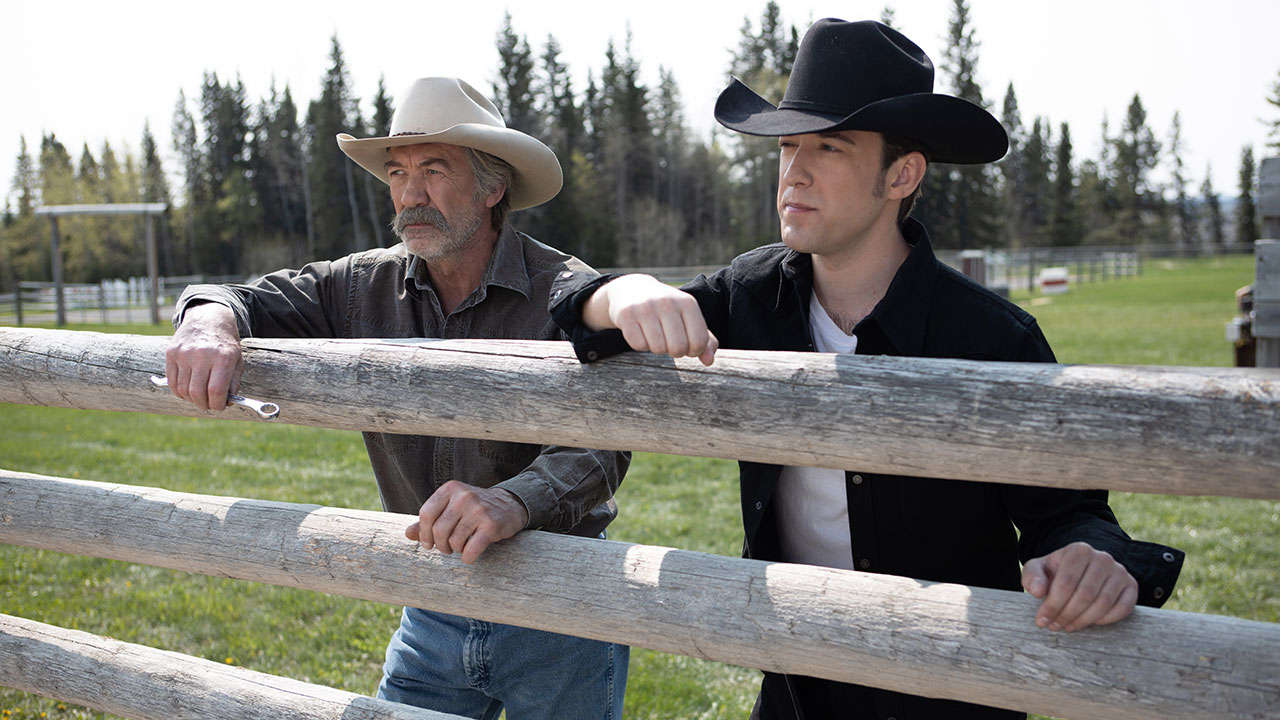Heartland - Heartland – A Flashback for Jack