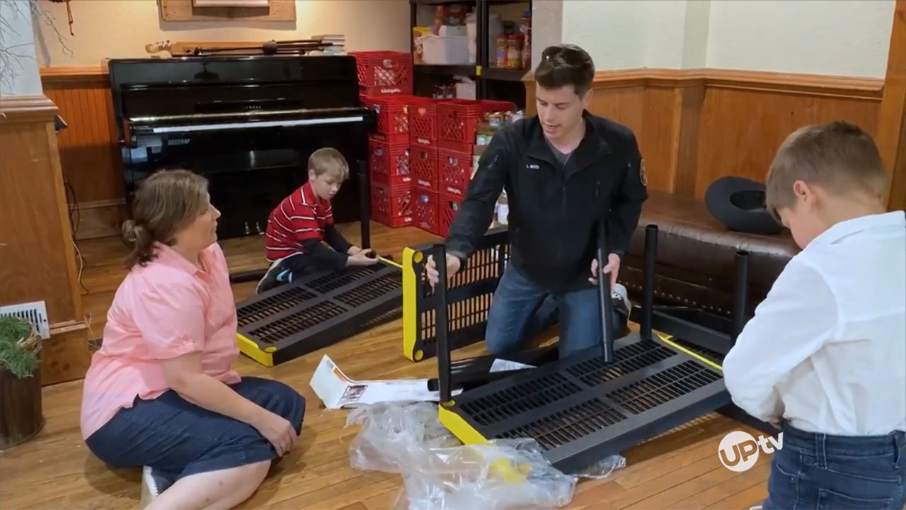 Bringing Up Bates - Bringing Up Bates – Manual Labor