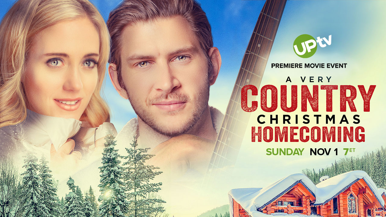A Very Country Christmas Homecoming