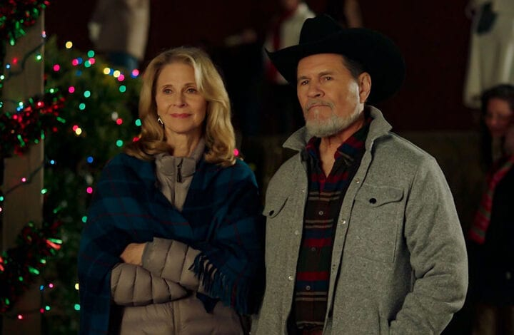 Christmas on the Range movie